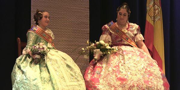 FALLES 2017 - Exaltació de les Falleres Majors de Picanya