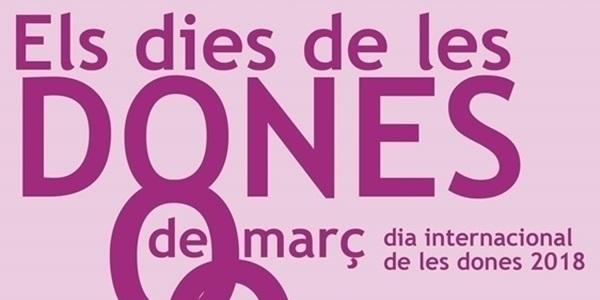 Els dies de les Dones 2018