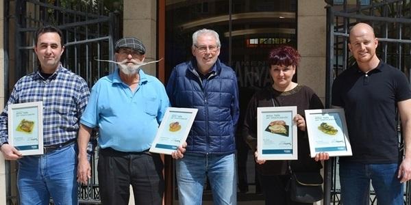 Bar Canari torna a guanyar el premi a la millor tapa per votació popular