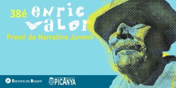 Convocat el 38é Premi de Narrativa Juvenil Enric Valor