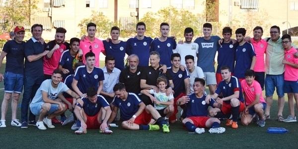 Els juvenils del CD Juventud Picanya ascendeixen a Lliga Nacional