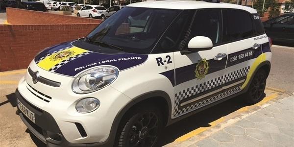 "Vehicles ""cardioprotegits"" per a la Policia Local"