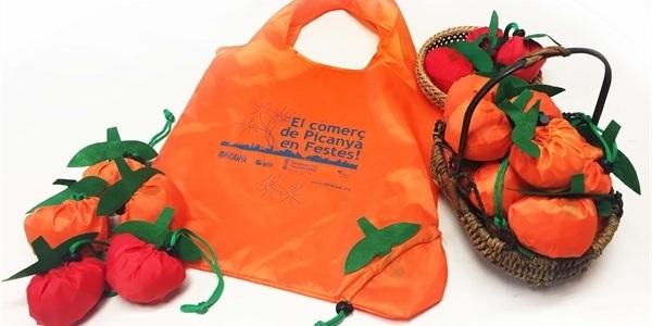 El xicotet comerç de Picanya t'anima a reduïr el consum de bosses de plàstic