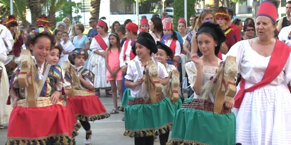 Dansetes del Corpus - Els Cavallets - Escola de Dansa Realenc