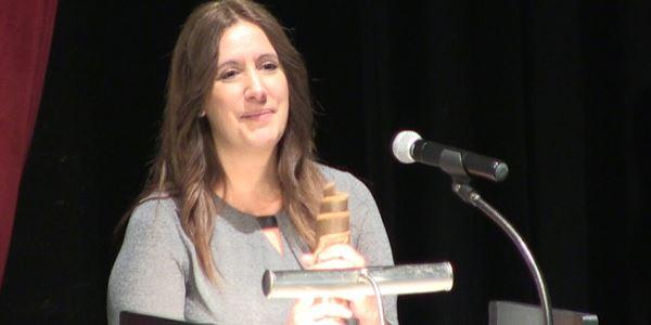 Premi Llig Picanya 2015 - Dolores Redondo