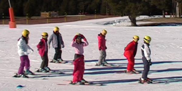 Viatge escolar a la neu