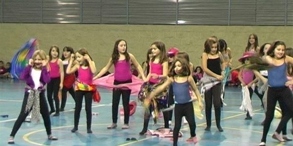 Festa de Nadal de Xiqui-ritme i ball modern