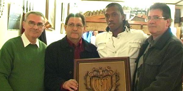 Presentació oficial Penya Valencianista