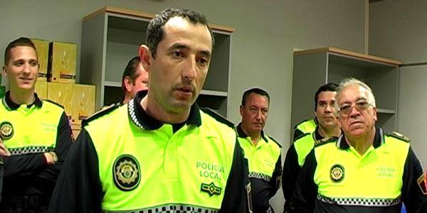 Inauguració noves oficines Policia Local