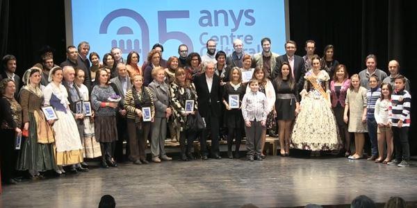 25 Anys Centre Cultural - Acte celebració 25 anys
