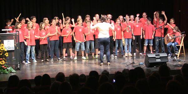 Homenatge Al Tall - Cor de l'escola Baladre