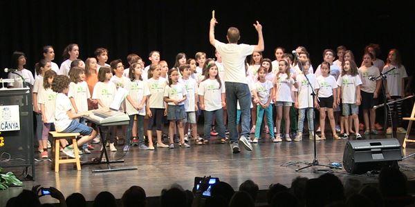 Homenatge Al Tall - Cor de l'escola Gavina
