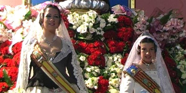 FALLES 2014 - Ofrena de Flors
