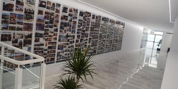 Renovació integral de la Sala d'Exposicions