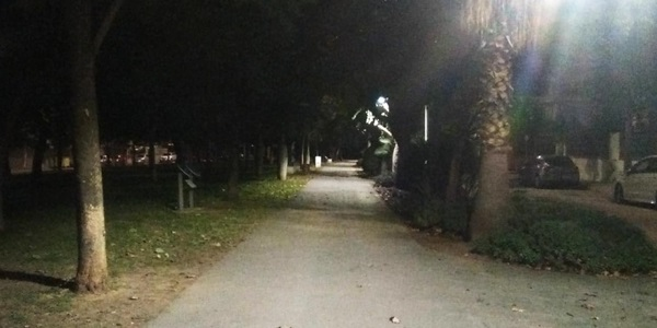 Millores a la il·luminació del carril bici