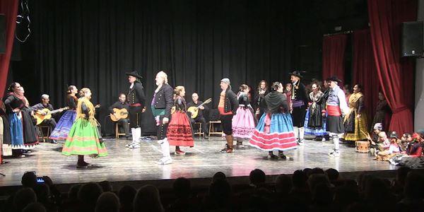 Festival Solidari Cáritas - Grup de Danses Realenc i Rondalla Faitanar