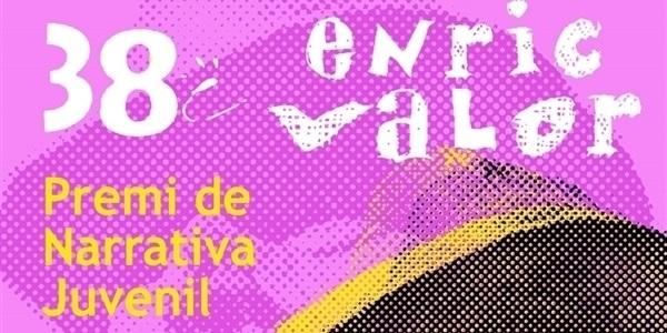 Acte de lliurament del 38é Premi Enric Valor de narrativa juvenil