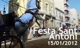 Festa Sant Antoni 2012