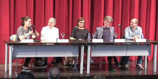 """MAIG LITERARI - """"Quatre escriptors valencians: Una altra mirada"""""""