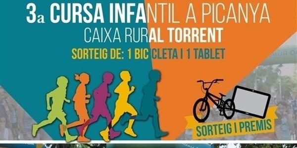 3a CURSA INFANTIL PICANYA