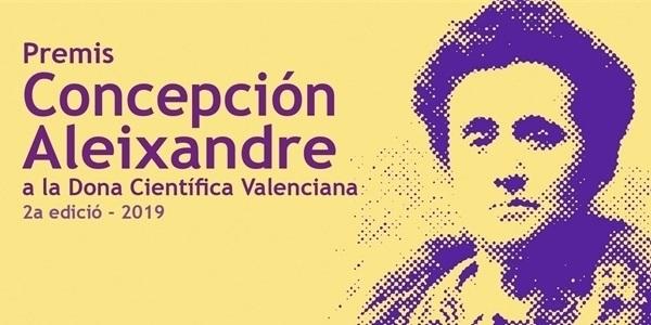 """Segona convocatòria dels premis """"Concepción Aleixandre"""""""