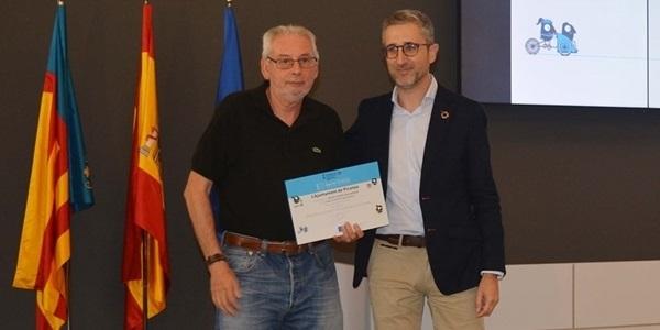 """Premi """"Mobilitat sostenible"""" Generalitat Valenciana"""