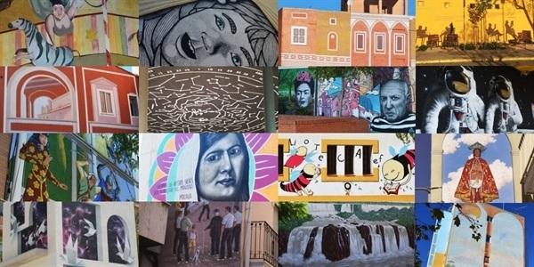 Picanya, passeig pels murals