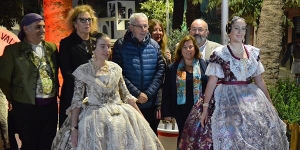 Exaltació Falleres Majors de Picanya 2020 - Arribada