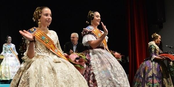 Exaltació Falleres Majors de Picanya 2020 - Acte