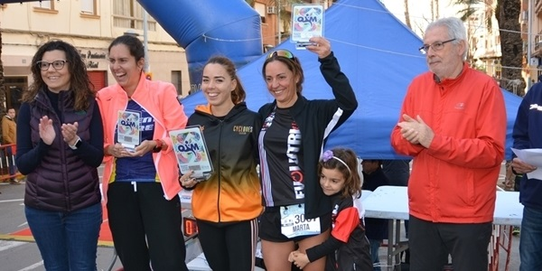 27a Quarta i Mitja Marató