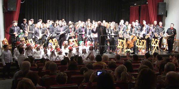 Festival Solidari Cáritas - Unió Musical de Picanya