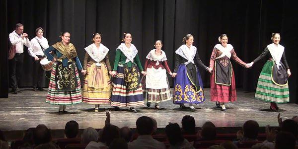 Festival Solidari Cáritas - Grup de Danses Carrasca