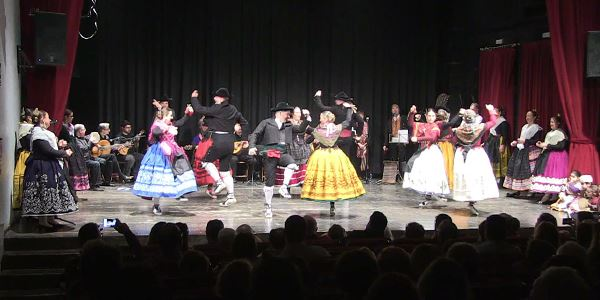 Festival Solidari Cáritas - Grup de Danses Realenc