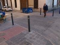 Millora d'itineraris per a vianants en vies urbanes. Carrers Doctor Herrero, Sant Pasqual, Verge del Carme,  Bonavista i Jaume I 4