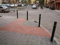 Millora d'itineraris per a vianants en vies urbanes. Carrers Doctor Herrero, Sant Pasqual, Verge del Carme,  Bonavista i Jaume I 3