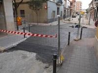 Millora d'itineraris per a vianants en vies urbanes Carrer Sant Josep 2