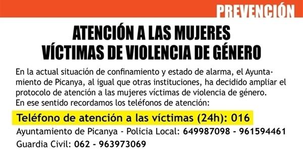 Atenció a les dones víctimes de violència de gènere