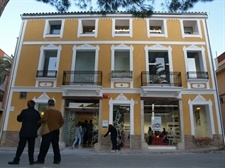 Nova Biblioteca Municipal - Centre d'Estudi