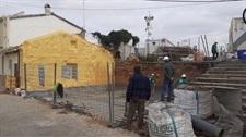 Edifici de serveis municipals al carrer Almassereta