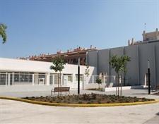 Construcció de la placeta de Corts Valencianes