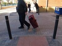 Millora de l'accessibilitat als itineraris peatonals de l'entorn urbà de Picanya