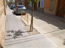 Millora de l'accessibilitat als itineraris peatonals de l'entorn urbà de Picanya (Pla de voreres 3ª Fase)