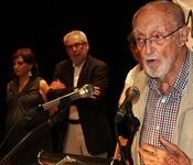 Jose Luís Sampedro recull el premi Llig Picanya 2012