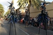VI Mostra de Teatre i Música de Cercavila. Festes 2012 P7113111