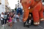 VI Mostra de Teatre i Música de Cercavila. Festes 2012 P7113169
