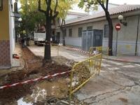 Obres c/ Verge del Pilar i Sant Antoni. PB084163