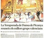La temporada de Dansa de Picanya reunix els millors grups valencians