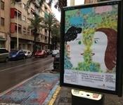 Art escolar contra la violència cap a les dones