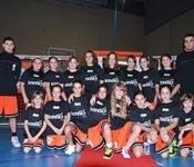 El Picanya Bàsquet presentà títols i equips davant l'afició